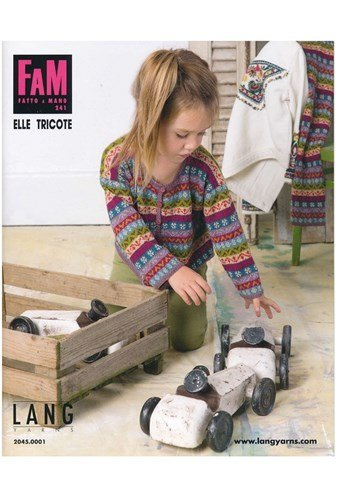 Lang Yarns magazine 241