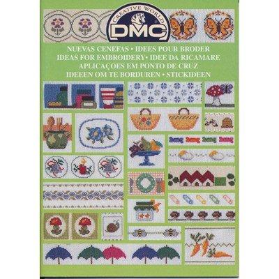 DMC creative world - ideeën om te borduren 12999