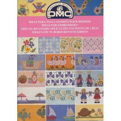DMC creative world - ideeën om te borduren 12739