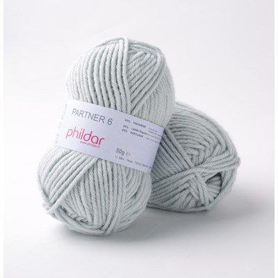 Phildar Partner 6 Givre 0162 - 1057