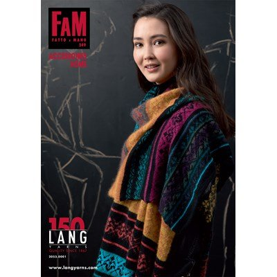 Lang Yarns magazine 249 Accessoires Home