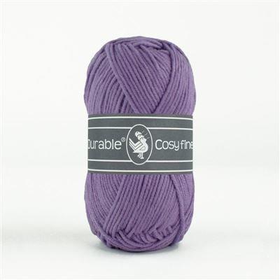 Durable Cosy fine 0269 light purple