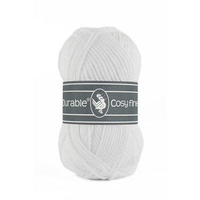 Durable Cosy fine 0310 white