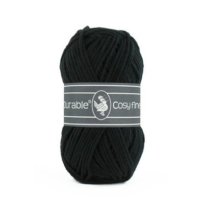 Durable Cosy fine 0325 Black