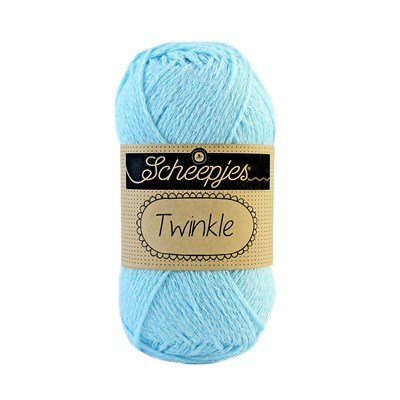 Scheepjes Twinkle 919 baby blauw