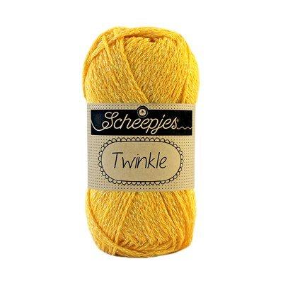 Scheepjes Twinkle 936 geel