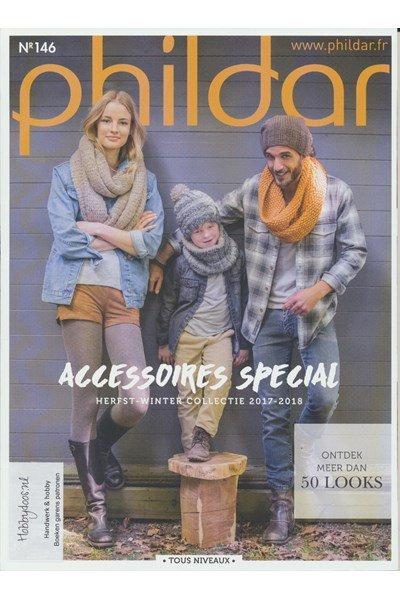Phildar nr 146 - Accessoires Special