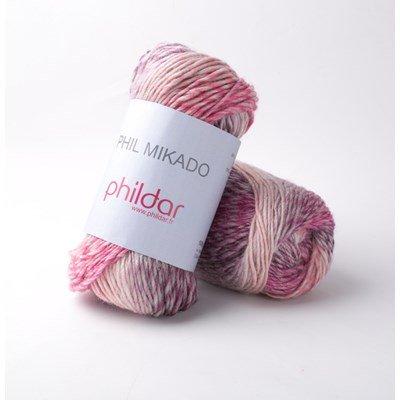 Phildar Phil Mikado Petunia 0112