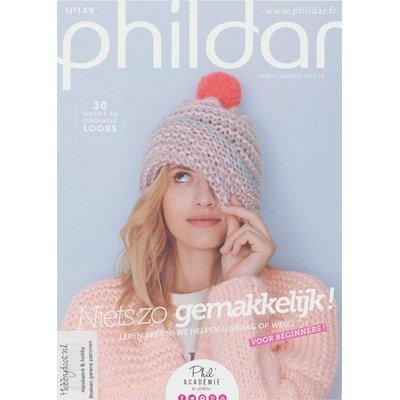 Phildar nr 149 30 damesmodellen voor beginners.