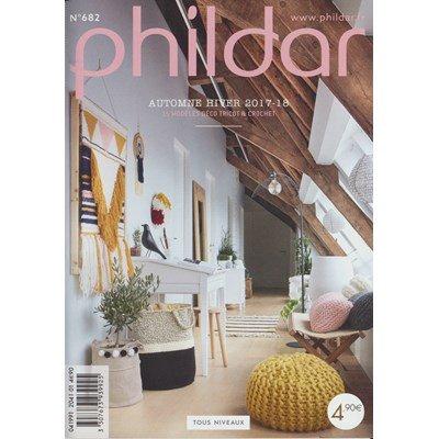 Phildar nr 682 15 patronen voor het interieur