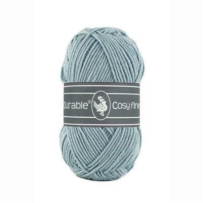 Durable Cosy fine 0289 blue grey