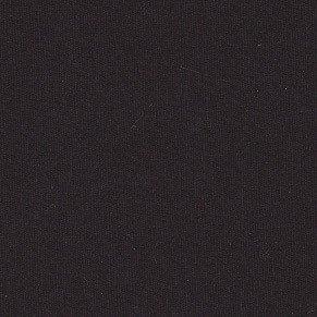 Reparatiedoek opstrijkbaar zwart 11 x 25 cm