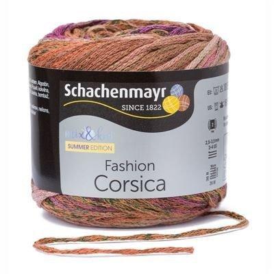 Schachenmayr Corsica 0086 passion color