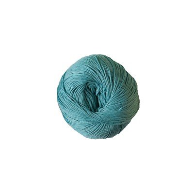 DMC Natura Just Cotton 302S-N25 aqua