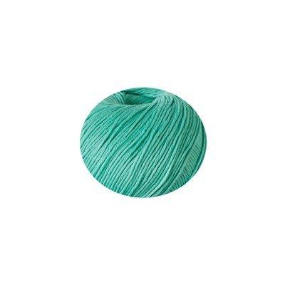 DMC Natura Just Cotton Yummy 302S-N99 aqua groen