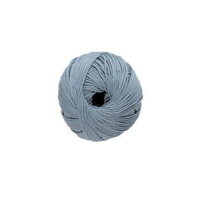 DMC Natura Just Cotton 302S-N56 licht oud blauw