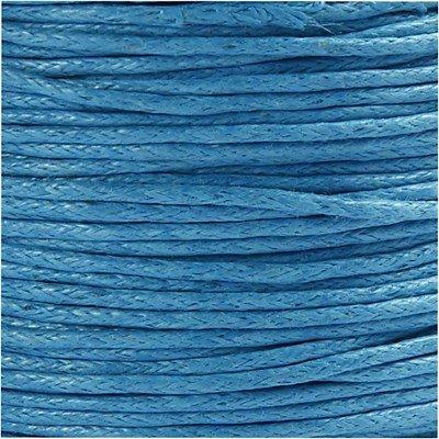 Katoenkoord 1 mm 51572 turquoise ca 40 meter