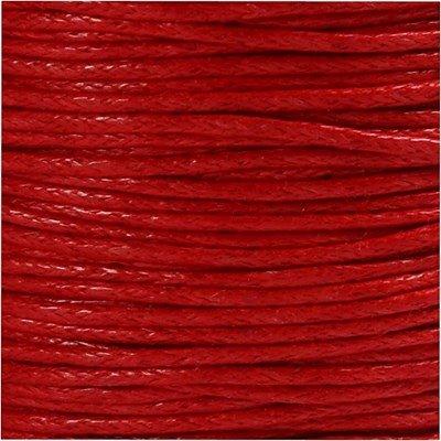 Katoenkoord 1 mm 51571 rood ca 40 meter