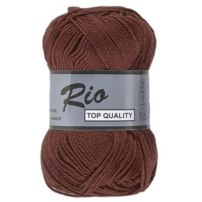 Lammy Yarns Rio 114 bruin