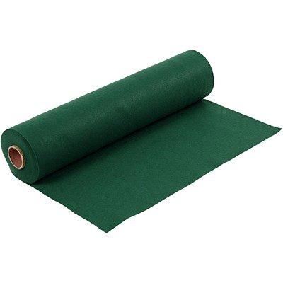 Hobbyvilt 1,5 mm - groen donker 45028 breedte 45 cm 24 cm
