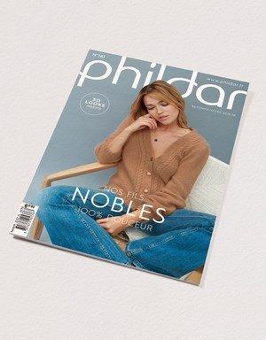 Phildar nr 161 - herfst winter 2018 30 modellen