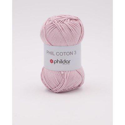 Phildar Phil coton 3 Camelia