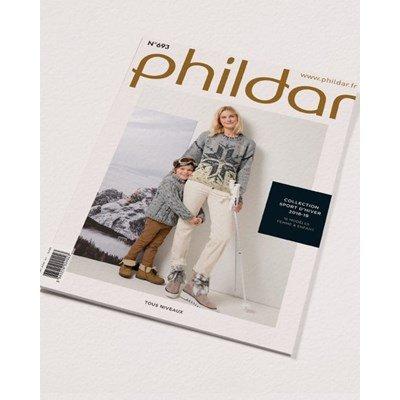 Phildar nr 693 16 sportieve modellen