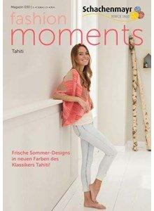 Schachenmayr Fashion Moments mag. 30 Tahiti - patronenblad