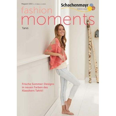 Schachenmayr Fashion Moments mag. 30 Tahiti