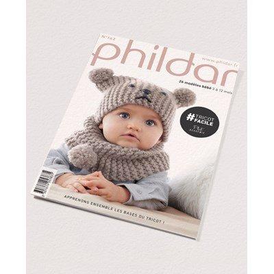 Phildar nr 162 - herfst winter 2018 26 babymodellen
