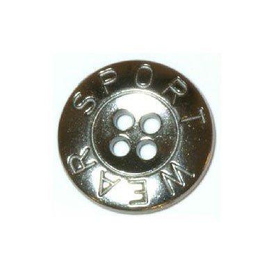 Knoop 20 mm metaal - sport