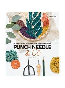 Punch needle en Co