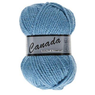 Lammy Yarns Canada 457 oud blauw - mrt