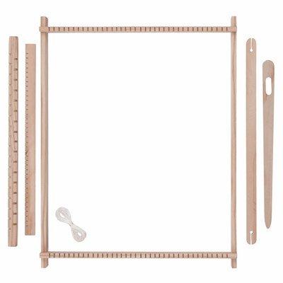Weefraam hout 44 a 34 a 2,5 cm