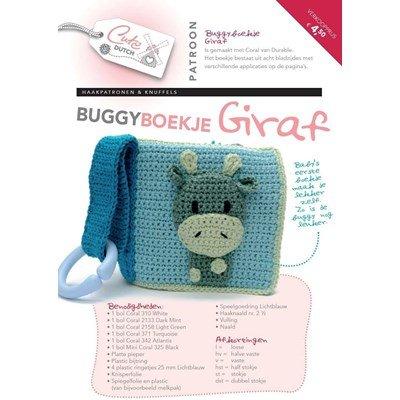 Buggyboekje Giraf
