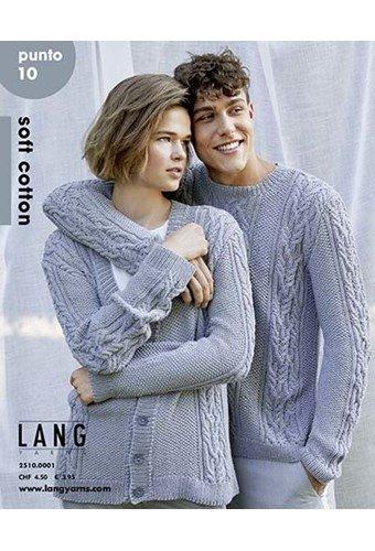 Lang Yarns Punto 10 soft cotton