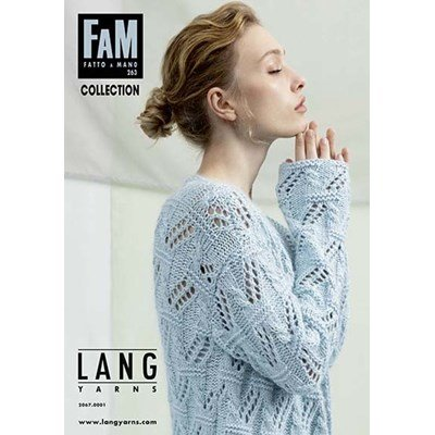 Lang Yarns magazine 263