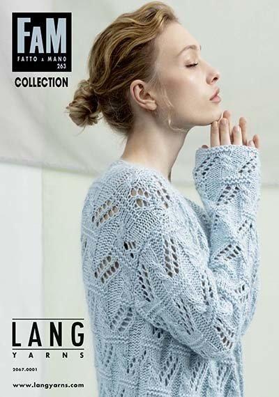 Lang Yarns magazine 263