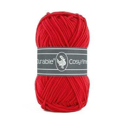 Durable Cosy fine 0318 Tomato