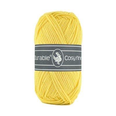 Durable Cosy fine 2180 Bright Yellow