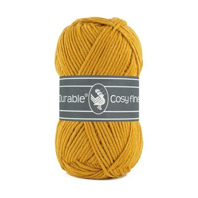 Durable Cosy fine 2211 Curry