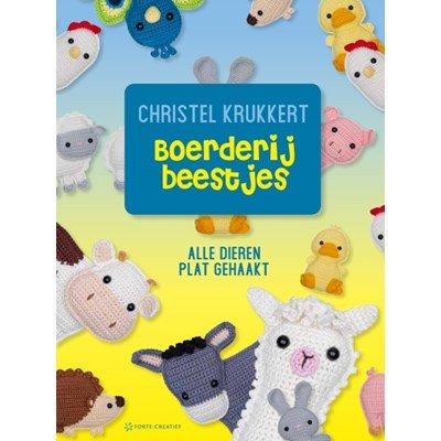 Boerderijbeestjes - Christel Krukkert