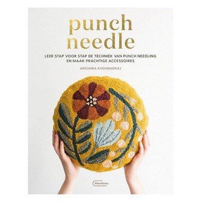 Punch needle - leer stap voor stap de techniek