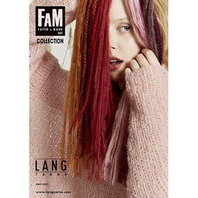 Lang Yarns magazine 265 winter 2020-2021
