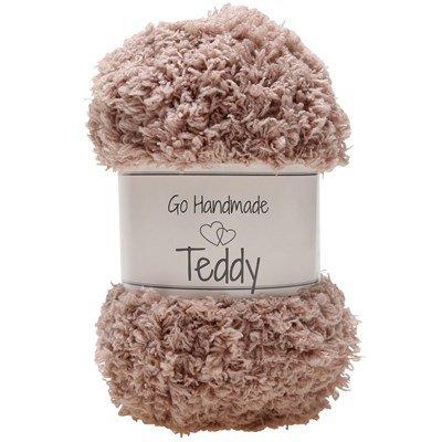 Go handmade Teddy 17318 Brown op=op