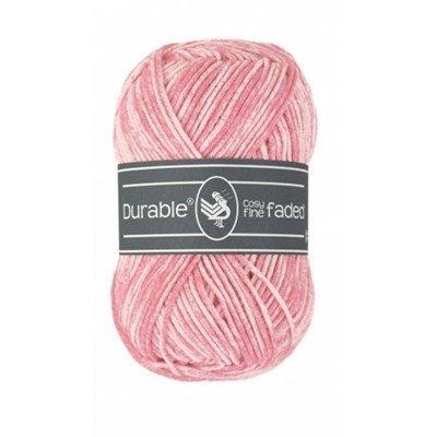 Durable Cosy fine Faded 0229 Flamingo Pink