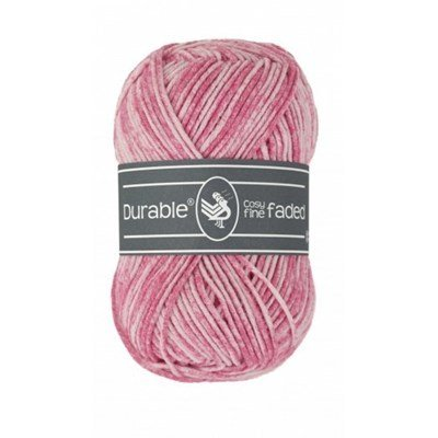 Durable Cosy fine Faded 0227 Antique pink