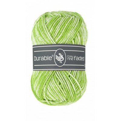Durable Cosy fine Faded 0352 Lime