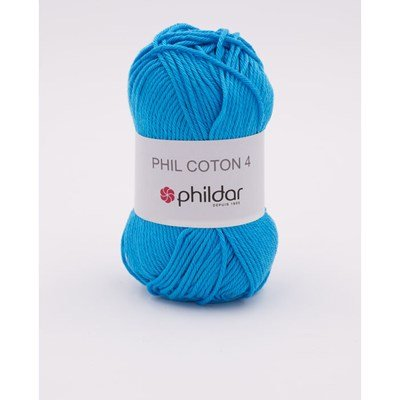 Phildar Phil Coton 4 Lagon