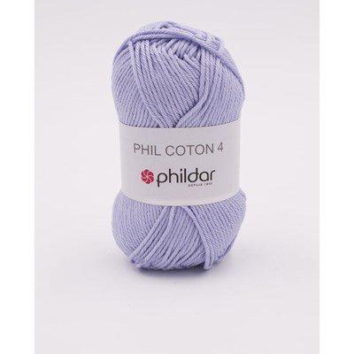 Phildar Phil Coton 4 Parme
